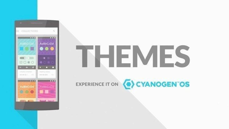 Cyanogen připravuje lepší podporu grafických témat