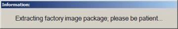Rozbalení balíčku