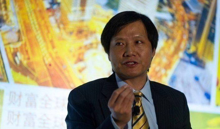 šéf xiaomi Lei Jun