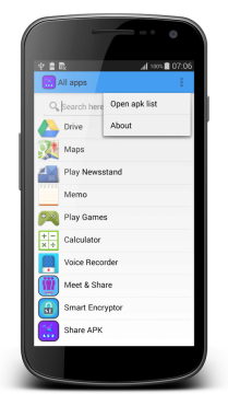 Share Apps 1