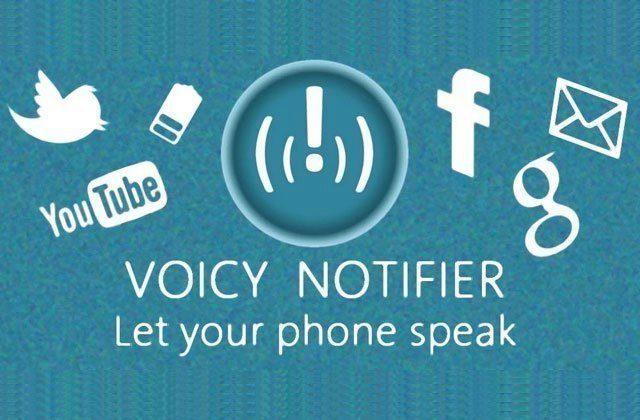 Voicy Notifier přečte hlasem (nejen) novinky na sociálních sítích
