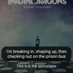 Zobrazení textu přehrávané písně