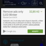 Za odstranění vlezlých reklam zaplatíte přes 30 Kč