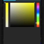 Nastavení barvy