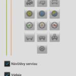 Možnosti filtrování dat