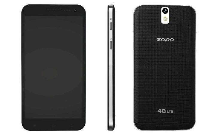 čínské telefony ZOPO ZP3X