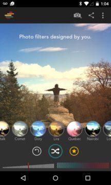Aplikace Shift v obchodu Google Play 1