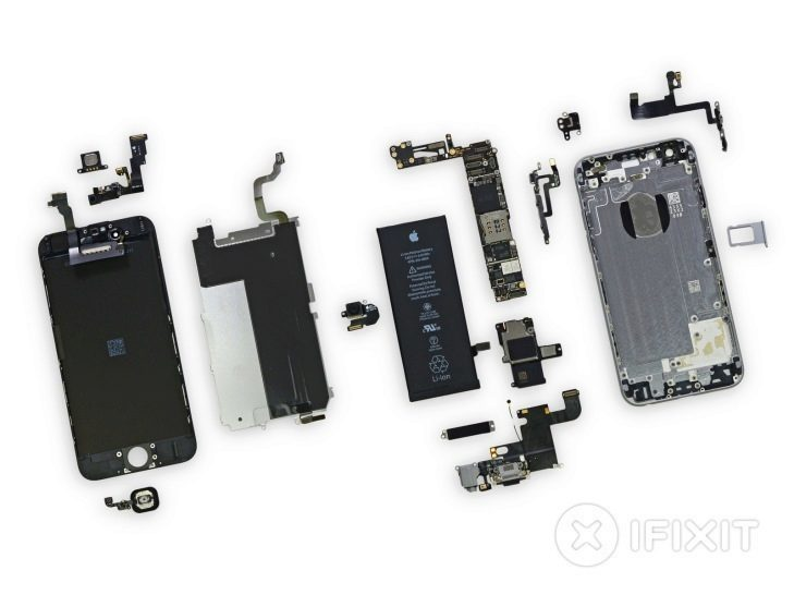 Apple iPhone 6 iFixit