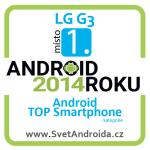 Certifikat AR 2014 LG G3-01