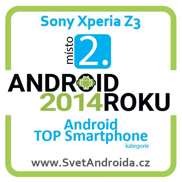 Certifikat AR 2014 Sony Xperia Z3-01