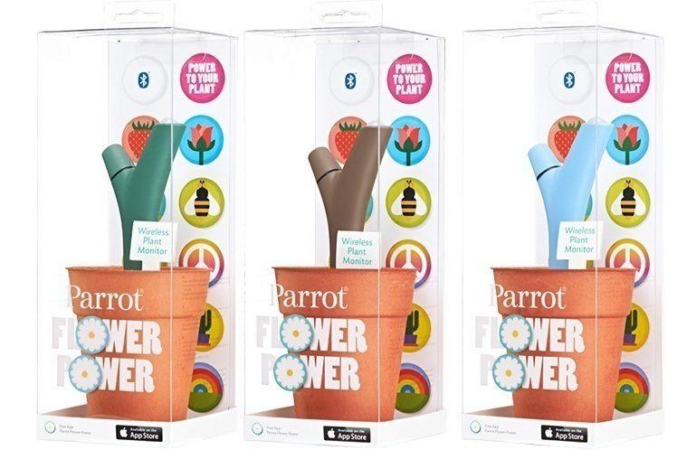 Flower Power barevne varianty