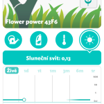 Flower Power osvetleni