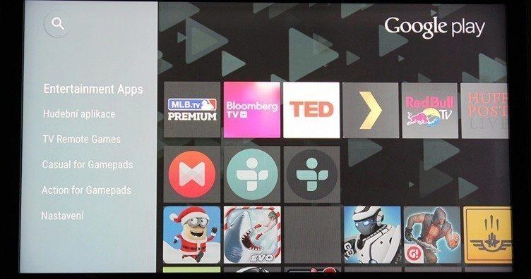 Google Nexus Play obchod Google Play 1
