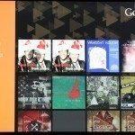 Google Nexus Player ukázka prostředí 1