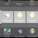 Google Nexus Player ukázka prostředí 16