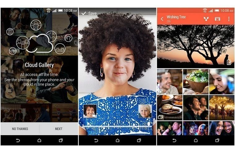 HTC-Gallery-app