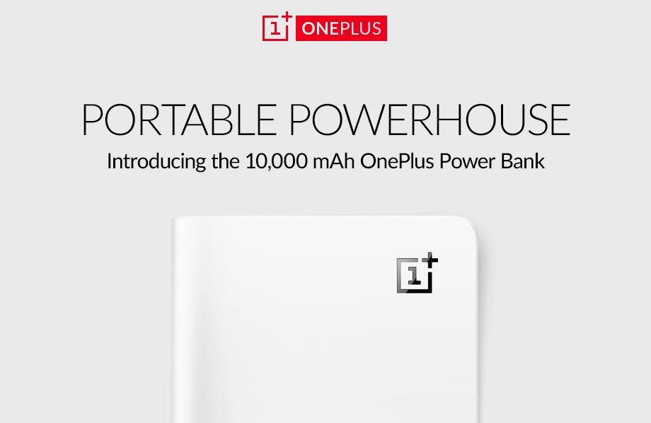 OnePlus Power Bank představení 2