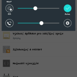 Android 5.0 na telefonu LG G3