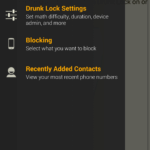 Drunk Lock