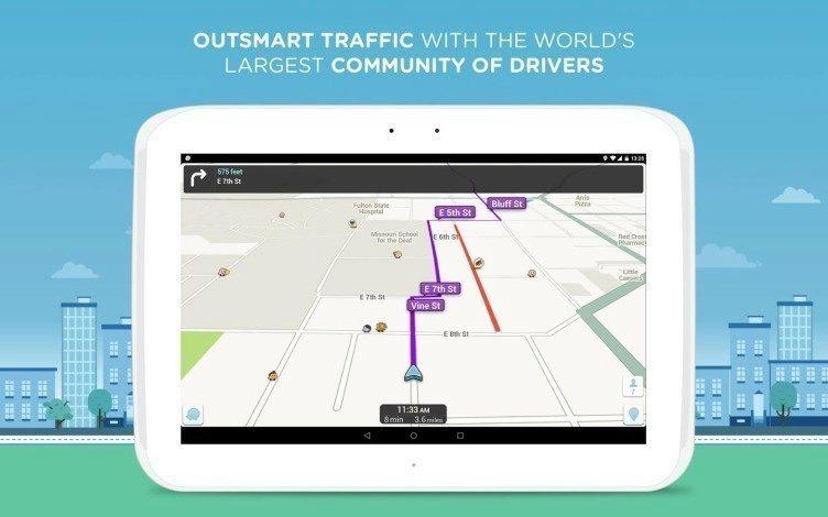 Navigace Waze zvýšila provoz v klidných čtvrtích, obyvatelé ji sabotují