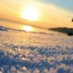 Winter Sun 3 Wallpaper 2560X1600