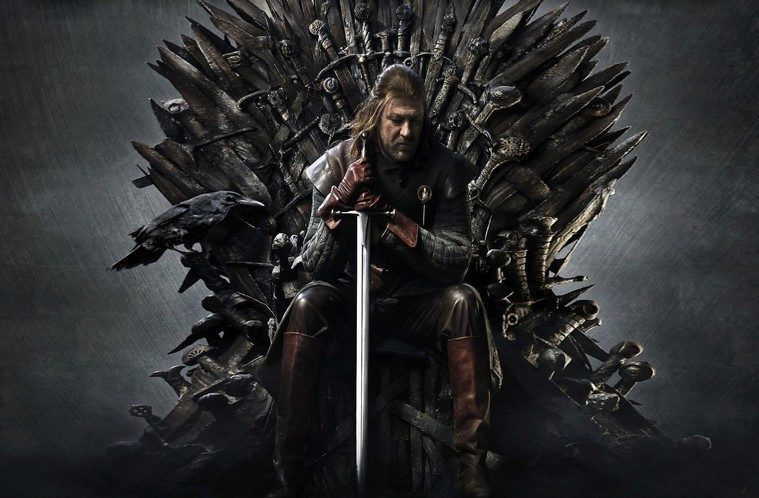 game of thrones hlavni