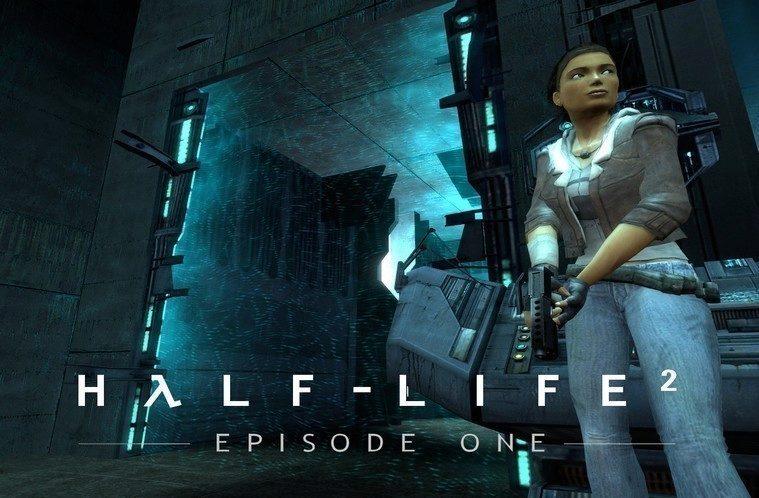 half life 2 episode 1 hlavni