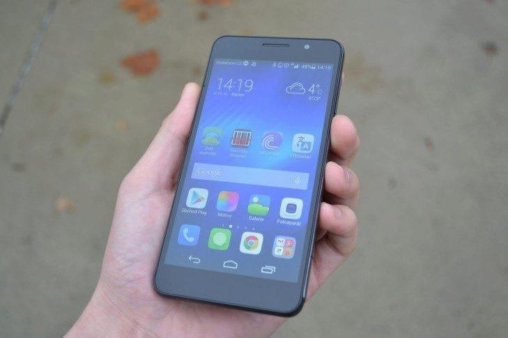 čínské telefony honor 6