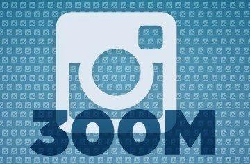 instagram 300m1