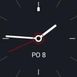 LG G Watch – ciferník (2)