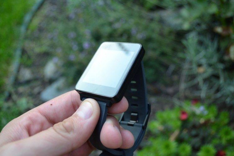 Chytré hodinky od LG působí trochu lacině