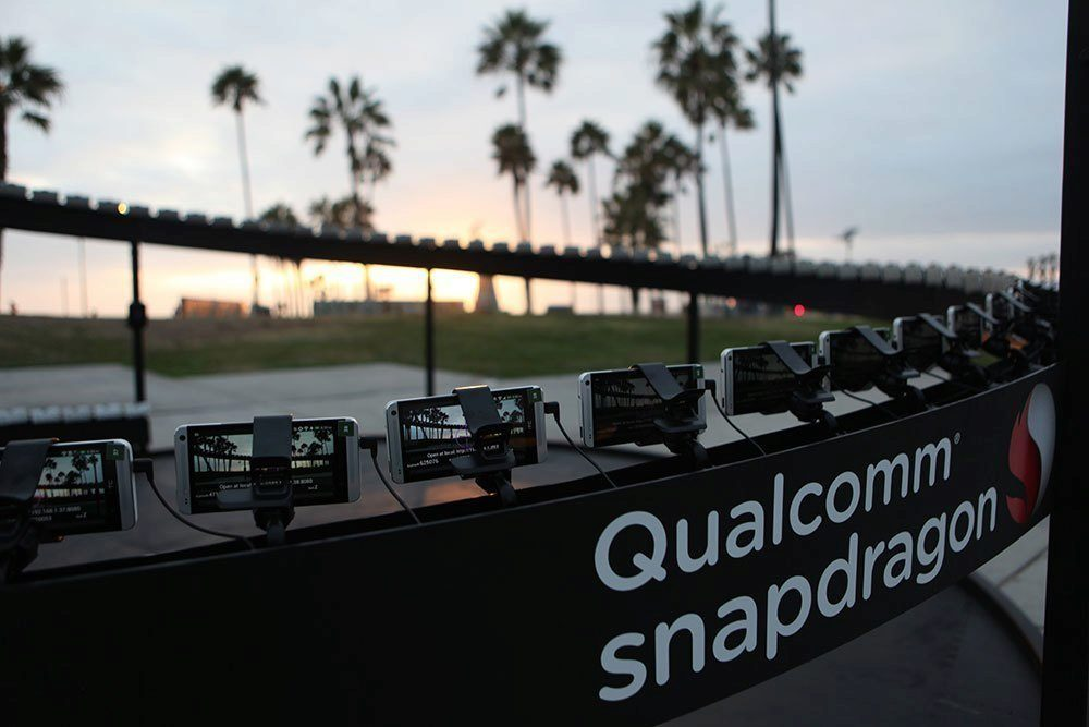 qualcomm snapdragon hlavni