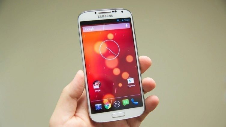 Samsung Galaxy S4 GPE