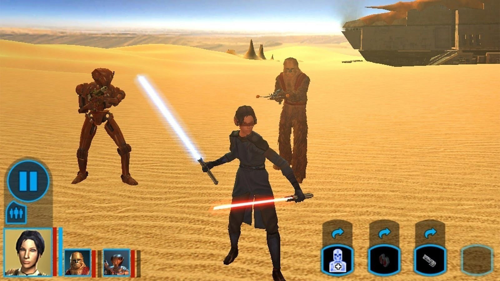 Star Wars - The Clone Wars: Republic Heroes Trainer ...