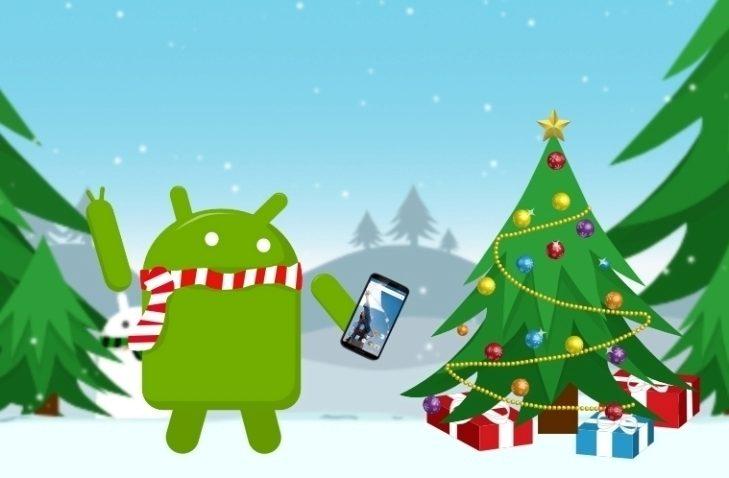 Je libo Android pod stromeček? S výše zmíněnými neuděláte chybu.