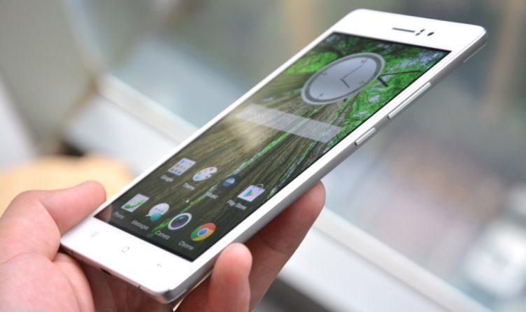 čínské telefony Oppo R5