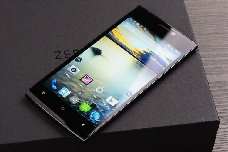 čínské telefony UMi Zero