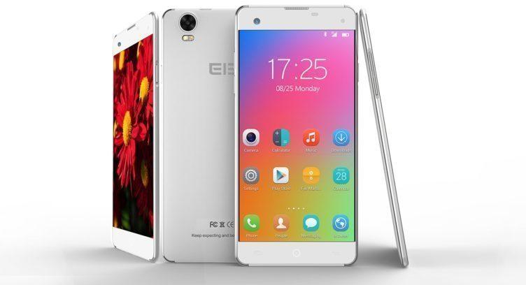 čínské telefony elephone G7