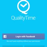 Možnosti přihlášení do aplikace