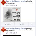 Prostředí aplikace Facebook Lite
