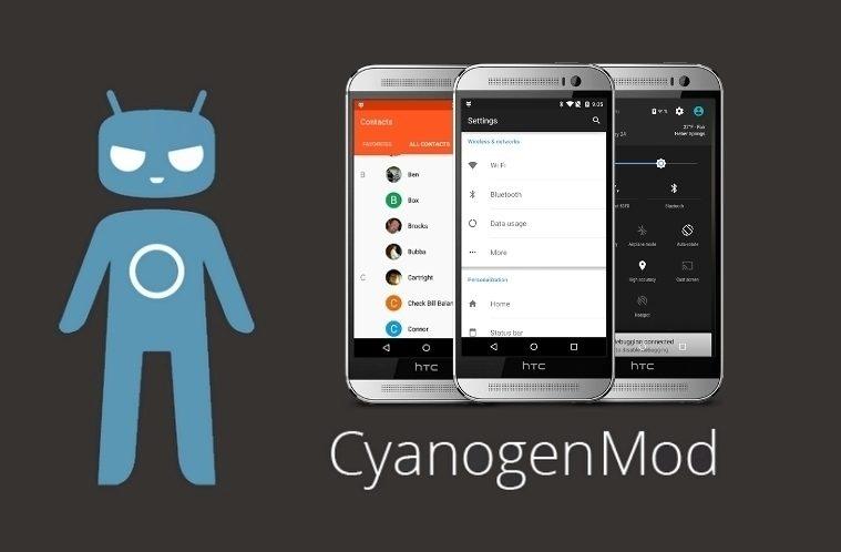 CyanogenMod temata titul