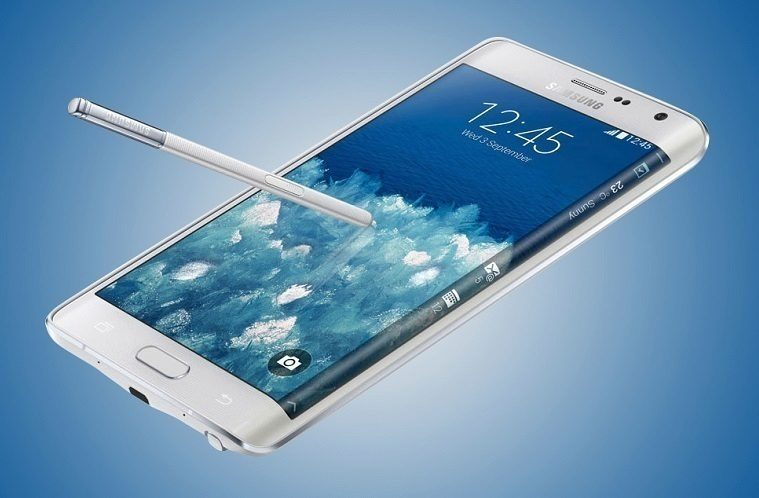 Galaxy Note Edge titul