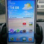 Huawei Ascend G630 – GPS v autě
