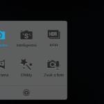 Huawei Ascend G630 – aplikace fotoaparátu, režimy