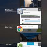 Huawei Ascend G630 – uživatelské prostředí, multitasking