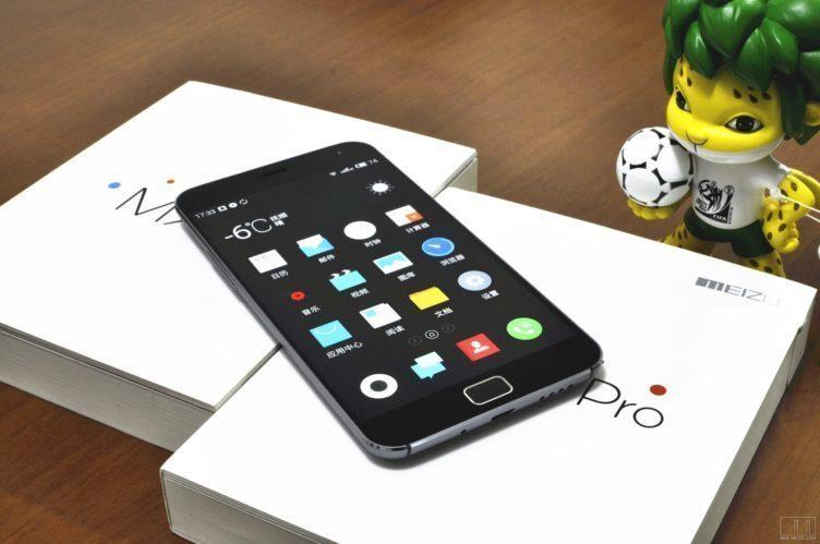 čínské telefony  Meizu MX4 Pro