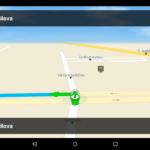 Navigace NACESTY- offline mapy 1