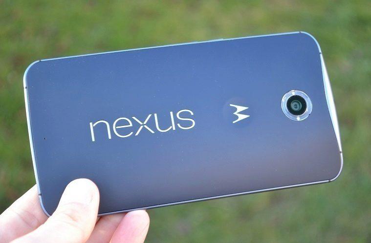 Nexus 6 zada