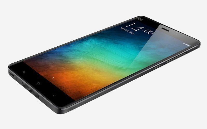 Xiaomi Mi Note titul