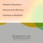 Xiaomi Redmi 2 – instalace české ROM 2